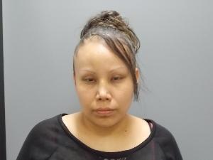 Cheyenne Johnson mugshot